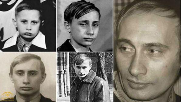 بماذا كان يحلم بوتين في طفولته؟