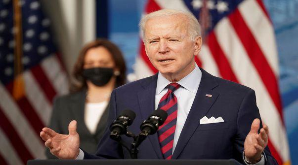 بايدن: الخطة الاستثمارية ضرورية 'لتظلّ أمريكا القوة الأولى في العالم'
