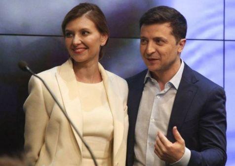 رئيس أوكرانيا يلغي الاجتماعات والزيارات بعد ثبوت إصابة زوجته بفيروس كورونا