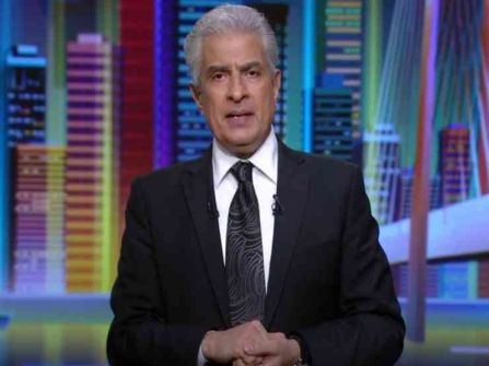 إصابة الإعلامي المصري وائل الإبراشي بكورونا