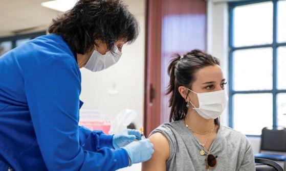 التطعيم يحرّك عجلة الاقتصاد في الولايات المتحدة