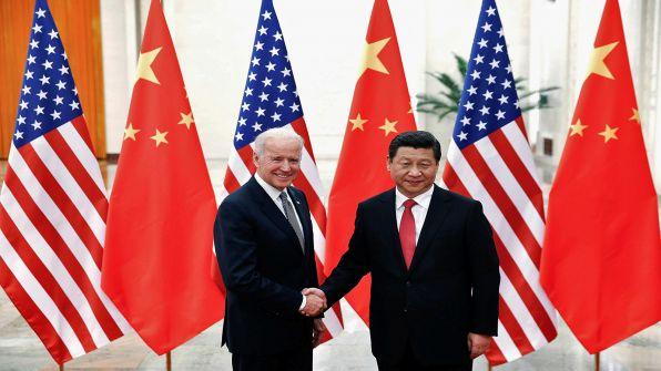 أول مكالمة هاتفية بين بايدن ونظيره الصيني منذ 7 أشهر