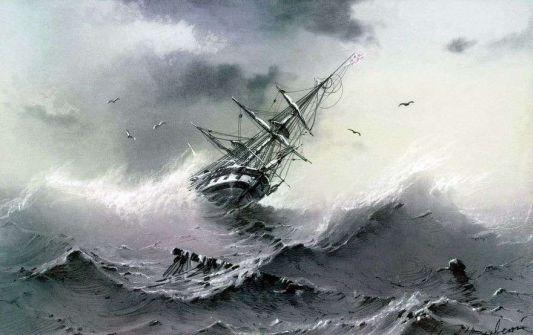 سفينة أخرى تُقبِر أسماك بحر الحُبّ