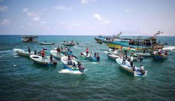 الاحتلال يعيد فتح مساحة الصيد في قطاع غزة بمسافة تصل حتى 12 ميلاً بحريًا