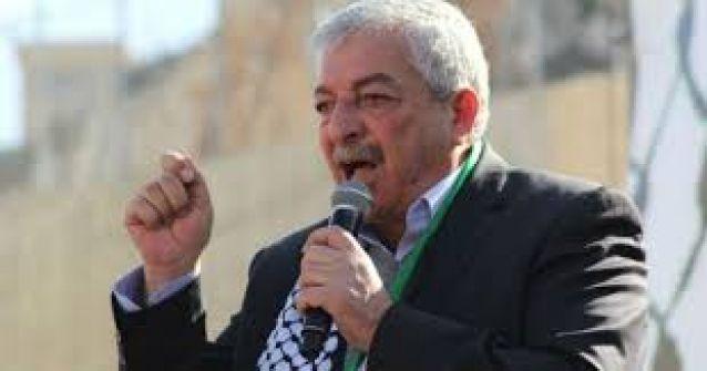 العالول: لا بد من اتخاذ إجراءات ضد إسرائيل ولو وصلت الأمور لحافة الهاوية