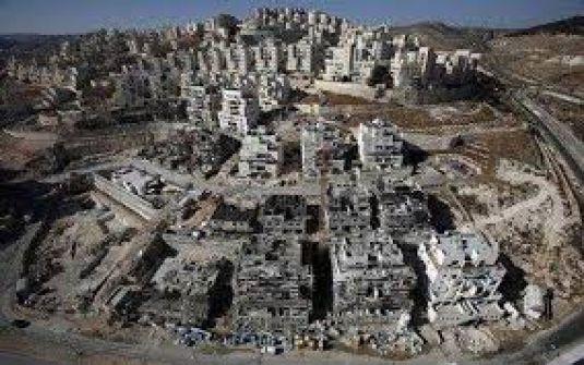 خطة اسرائيلية لبناء 2500 وحدة استيطانية ببيت لحم