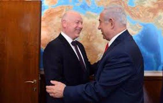 غرينبلات: ندعم حق إسرائيل التام في الدفاع عن نفسها