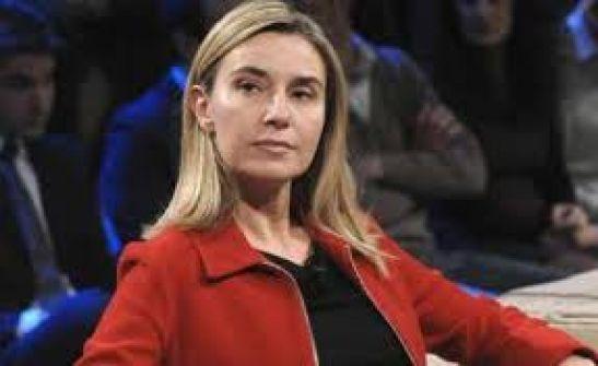 موغريني:الاتحاد الأوروبي يرفض التراجع عن وسم منتجات المستوطنات