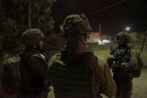 قوات الاحتلال تشن حملة اعتقالات بالضفة