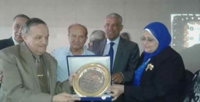 تكريم دكتور محمود بدوي