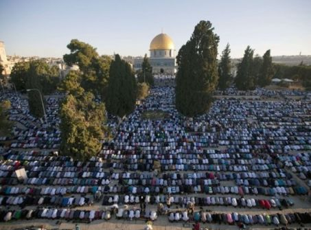 الشرارة الاولى تبدأ من المسجد الأقصى....د. سنية الحسيني