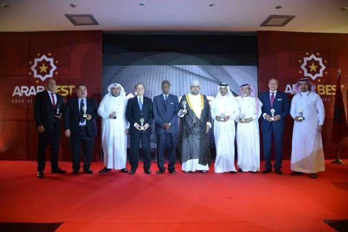 حفل جائزة أفضل العرب بلندن في مارس القادم