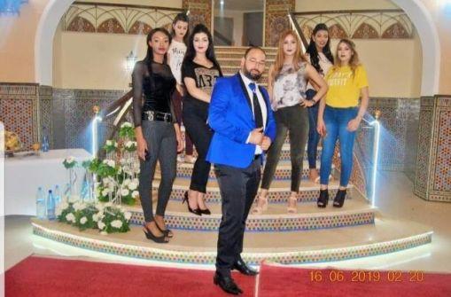 المصمم المغربي 'نجيب اليحياوي' وصفة النجاح في عالم الأزياء .. عبد المجيد رشيدي
