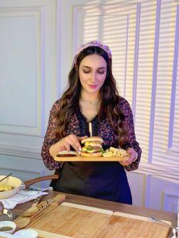 'شيماء الشافعي' تقدم وصفات رمضانية الذي تنتجه ڭاستروميكست للأجبان