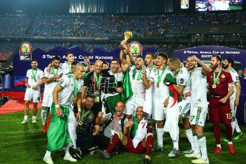 الجزائر بطلة إفريقيا للمرة الثانية على حساب السنغال