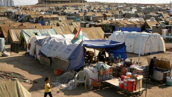 وفاة لاجئة سورية و3 أطفال اختناقا في الأردن