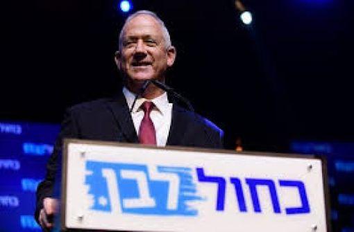 على ضوء التصعيد مع غزة: حزب أزرق أبيض يوافق على حكومة تناوب مع نتنياهو
