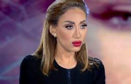 شاهد.. أول ظهور للإعلامية المصرية ريهام سعيد بعد أنباء عن تساقط لحم وجهها