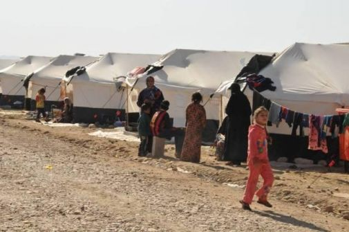 الصحة العالمية: البرد يقتل عشرات الأطفال داخل مخيم الهول للنازحين السوريين