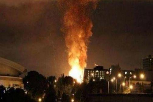 هل استهدف القصف الاسرائيلي وفدا لحزب الله؟