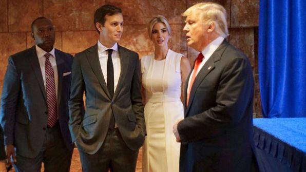 """""""الرئيس مجنون وأشخاص طيبون داخل إدارته"""".. """"واشنطن بوست"""": """"الملاك"""" كوشنر قد يكون صاحب المقال الذي أغضب ترامب"""