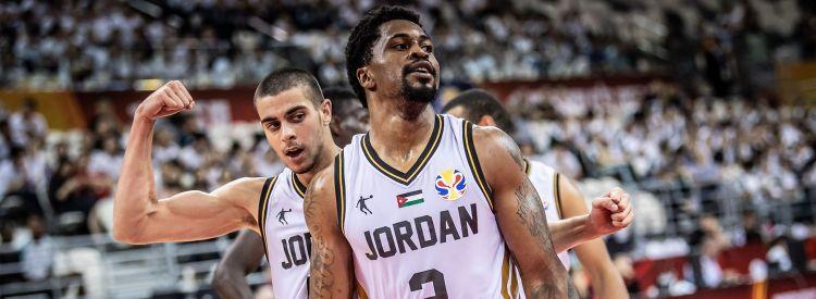 سلة الأردن تجتاز فلسطين في التصفيات الآسيوية