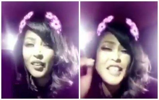 بالفيديو: فتاة تصدم الفنانة وعد وتعرض عليها الزواج!