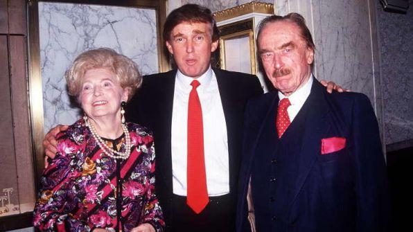 ترامب يخطئ في أبيه