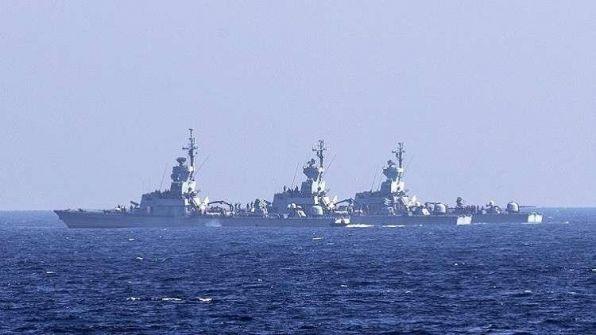 لأول مرة.. إسرائيل تهاجم سوريا بصواريخ عبر البحر