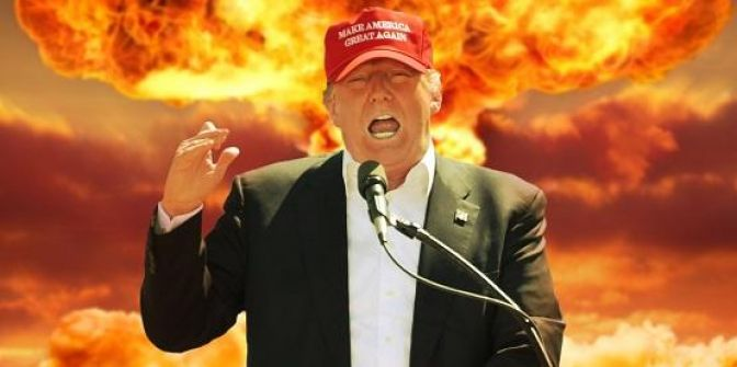 ترامب يحذر إيران من حرب إبادة لم تشهدها من قبل