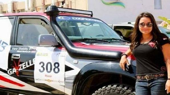 رالي سعودي بمشاركة نسائية
