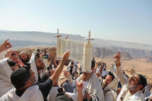الاردن:اسرائيل تطلب فتح مقام النبي هارون لرعاياها