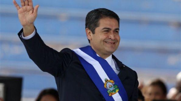 رئيس هندوراس يعلن إصابته بكورونا