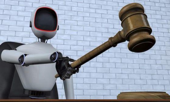 قضاة آليون يحلّون مكان البشر في المحاكم