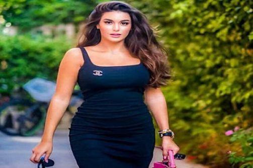 ماذا تفعل ابنة أصالة بفيلا ياسمين صبري؟ - فيديو