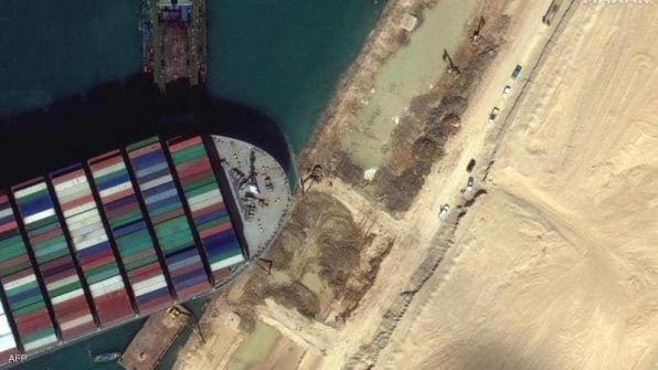 تطور إيجابي جديد في أزمة قناة السويس