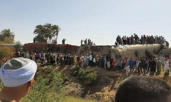 مفاجأة في التحقيقات حول فاجعة قطاري سوهاج