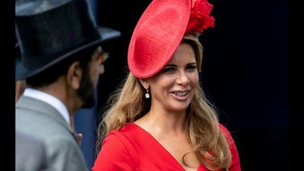 شاهد :حاكم دبي يطعن بشرف الأميرة هيا ويزعم تورطها بعلاقة غرامية مع شاب بريطاني