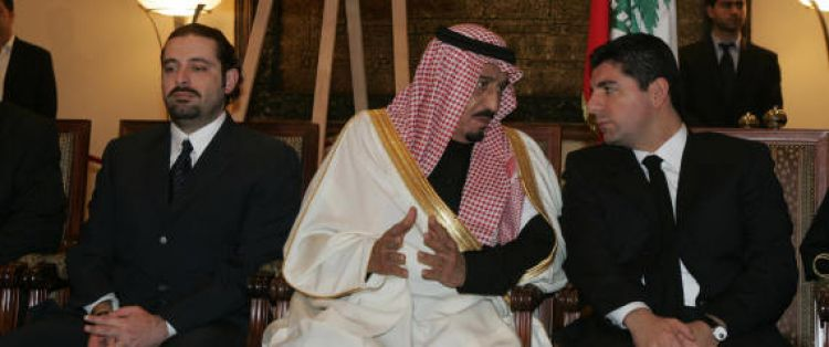 سعد إلى أين؟!   تفاصيل استبدال السعودية بهاء الحريري بشقيقه.. !!