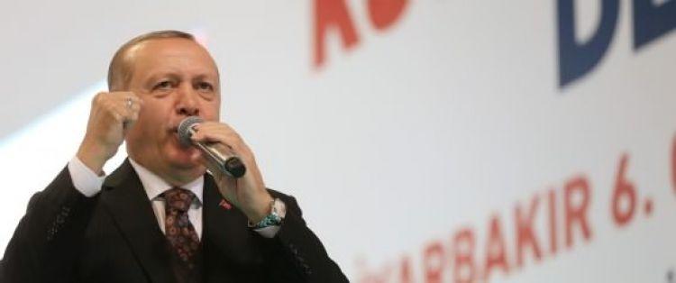 أعلن السيطرة على عفرين... أردوغان: القوات التركية والجيش الحر يدخلان المدينة السورية.. والقوات الكردية تنسحب منها