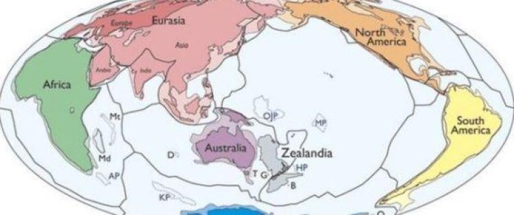 توجد قارة ثامنة مفقودة.. إليك أبرز المعلومات حول مكان ومساحة 'زيلانديا' التي ستغيّر خريطة العالم