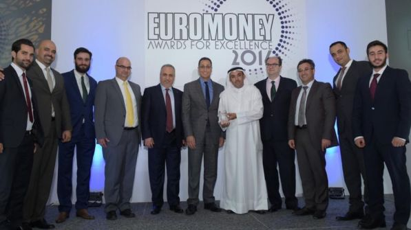 بنك فلسطين يحافظ على رياديته كأفضل بنك في فلسطين ضمن تصنيف مجلة المال العالمية Euromoney للعام 2016 وللمرة السادسة على التوالي