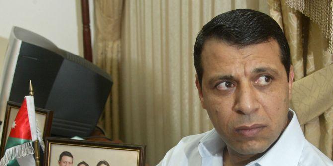 دراسة إسرائيلية: الإمارات تسعى لفرض'دحلان'  رئيسا للفلسطينيين