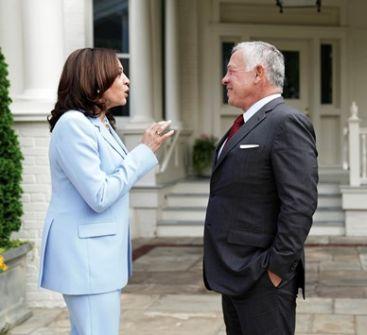 الملك: مستمرون بالعمل مع أميركا