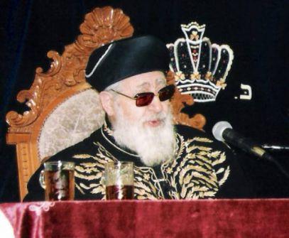 حاخام اسرائيل: ُأعارض قانون الإعدام