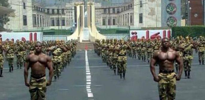 مقارنة بين الجيش المصري والجيش الأثيوبي !