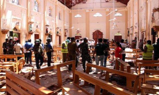 سريلانكا تعلن رقما مروعا جديدا لقتلى 'تفجيرات القيامة'