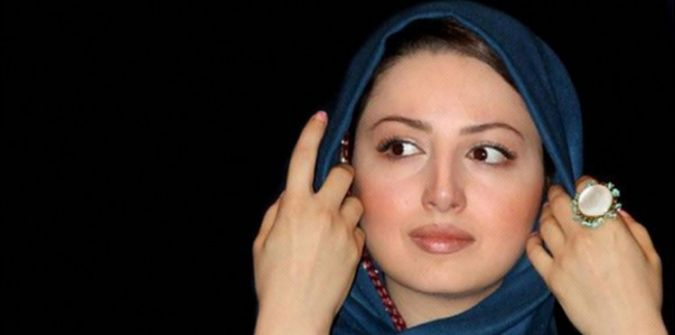 فنانة ايرانية تحب امريكا اكثر من مسؤولي بلادها