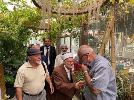 في زيارة الوفد المقدسي لمدينة الناصرة ....... بقلم :- راسم عبيدات