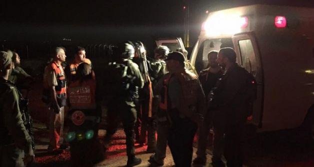 إصابة ضابط بجروح خطيرة جراء انفجار 4 عبوات ناسفة قرب حزما